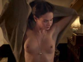 Lilly James Topless photo 26