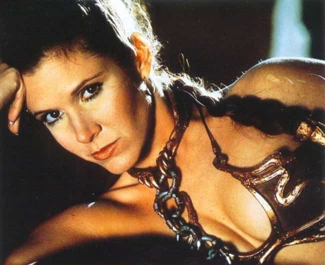 Sexy Carrie Fisher Pics photo 16