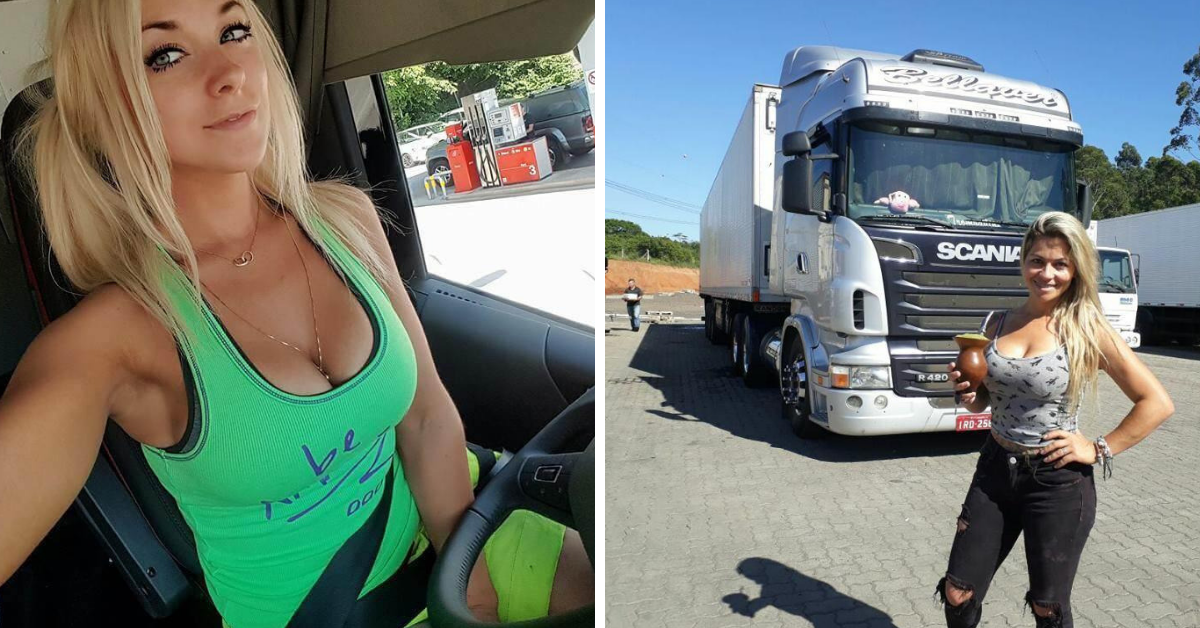 Ice Road Truckers Hot Chick photo 30