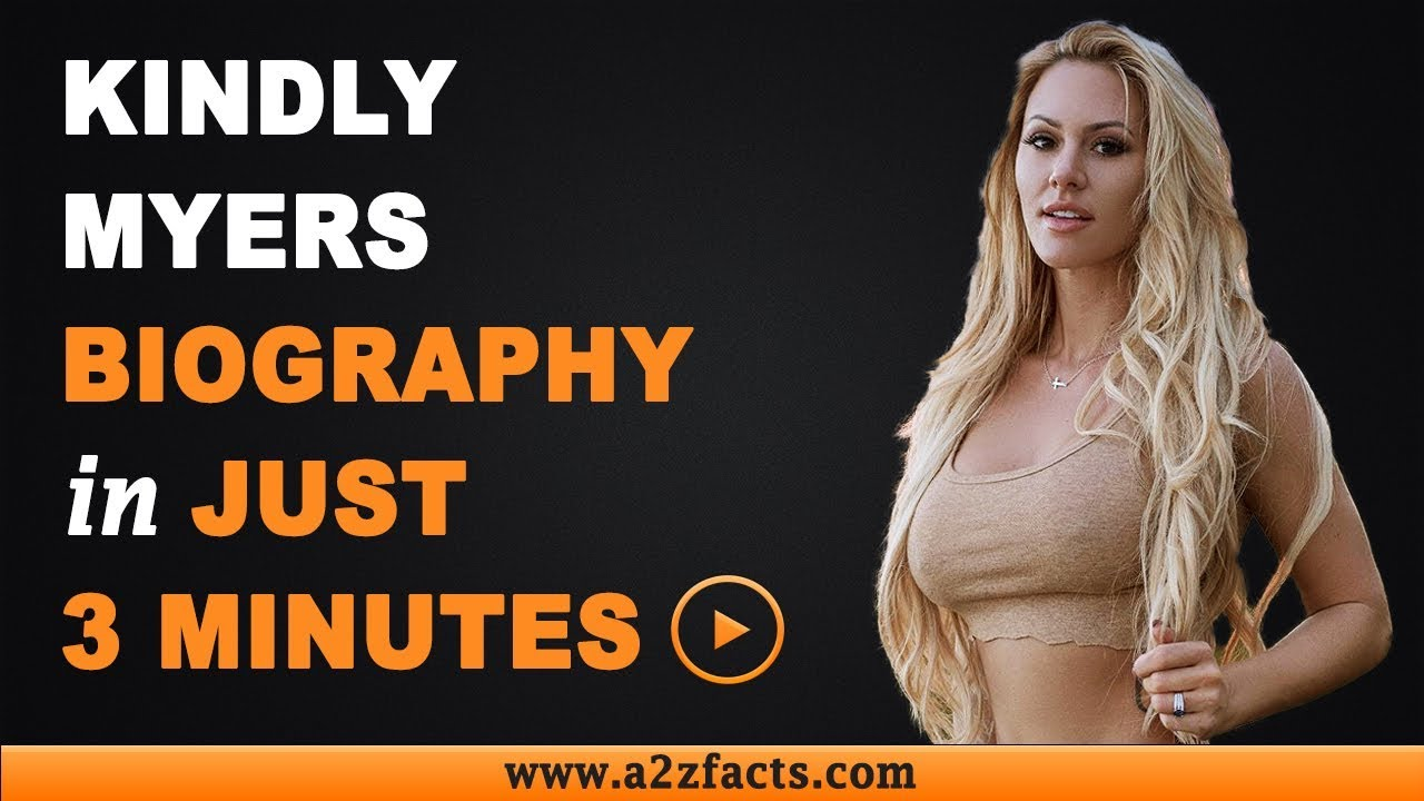Kindly Myers Video photo 7