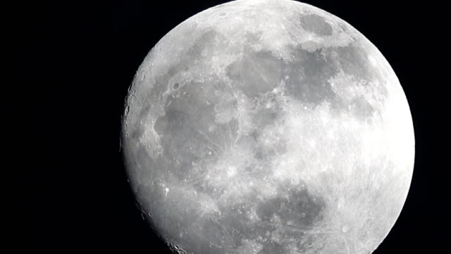 Moon Formation Video photo 17