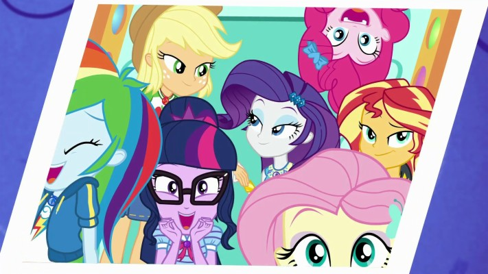 Equestria Girls Backgrounds photo 14