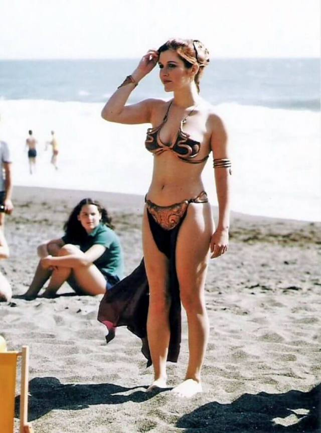 Sexy Carrie Fisher Pics photo 1