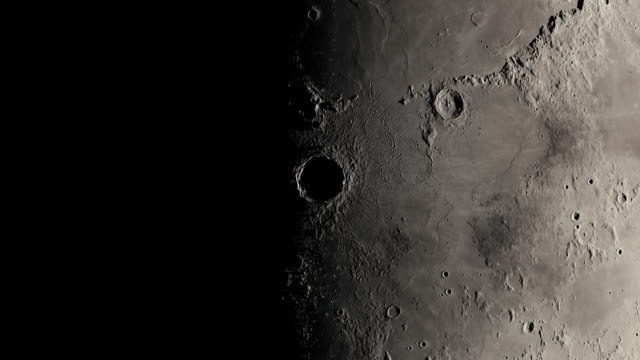 Moon Formation Video photo 30