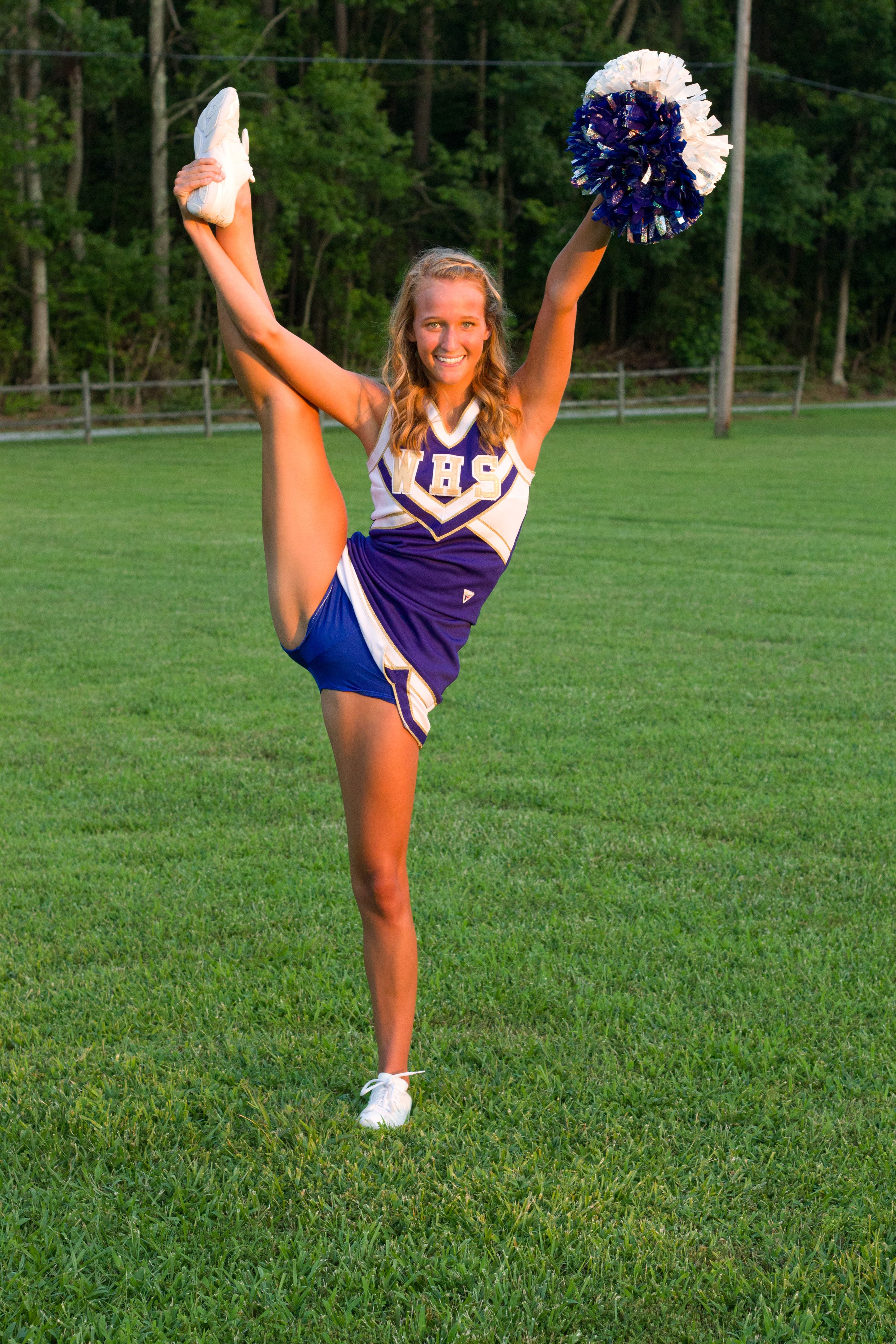 Poses For Cheer Pictures photo 10
