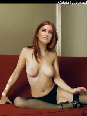 Naked Pictures Of Isla Fisher photo 9