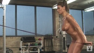 Nude Workout Video photo 27