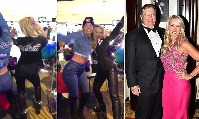 Pictures Of Bill Belichicks Wife photo 1