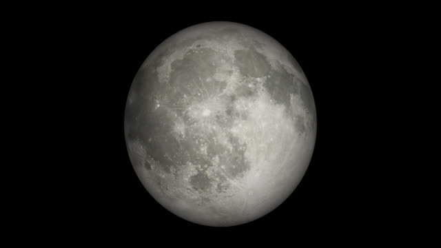 Moon Formation Video photo 19