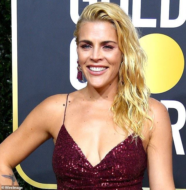 Busy Philipps Cleavage photo 24