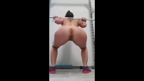 Nude Workout Video photo 9