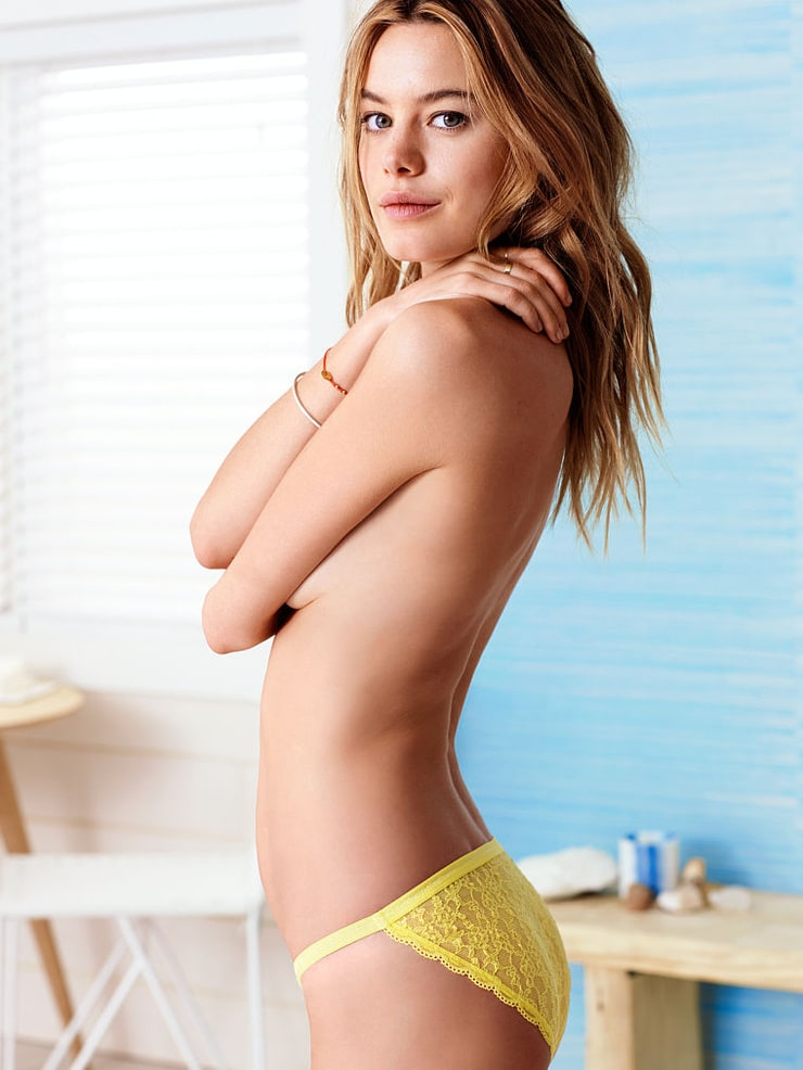 Camille Rowe Sexy photo 24