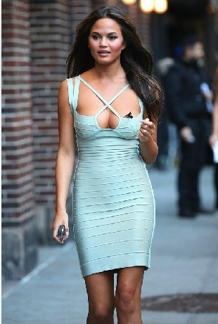 Hot Celebrity Cleavage photo 16
