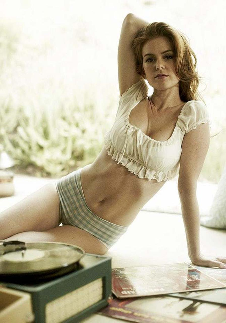 Naked Pictures Of Isla Fisher photo 13