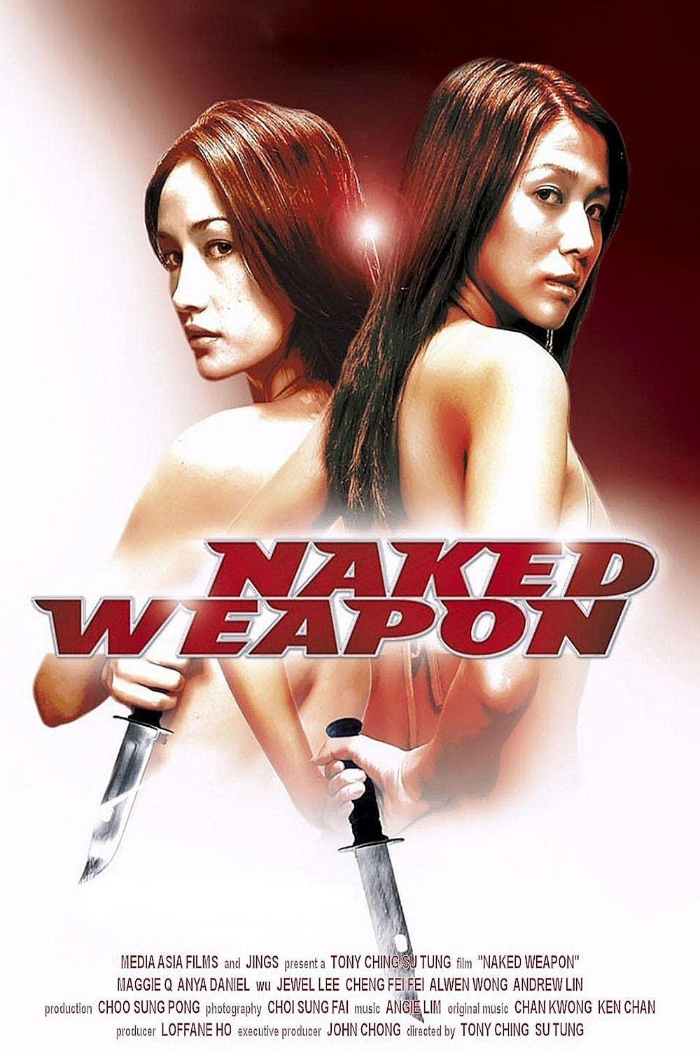 Naked Weapon Maggie Q photo 29