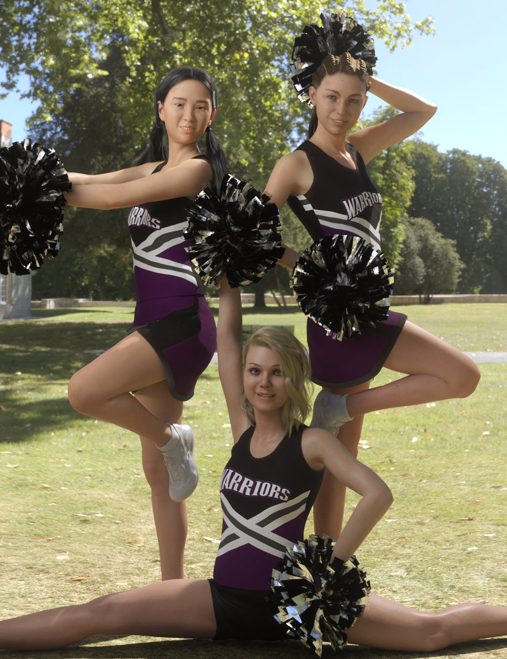 Poses For Cheer Pictures photo 28