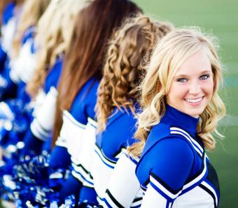 Poses For Cheer Pictures photo 19