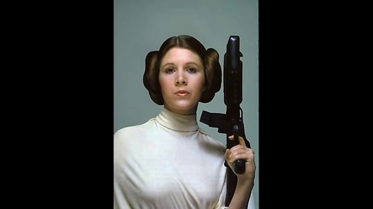 Sexy Carrie Fisher Pics photo 18